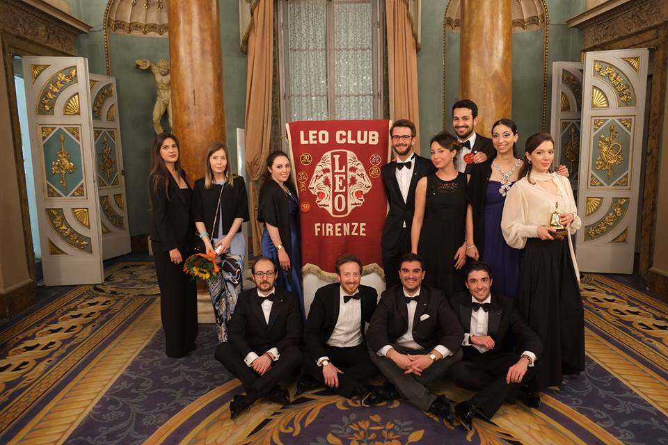 soci leo club firenze